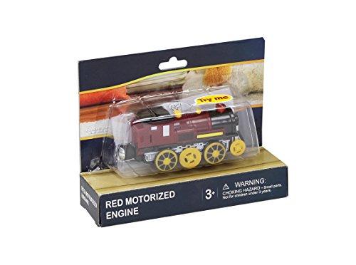 Toys For Play Jouets pour Jouer motorisé Engine (Rouge)