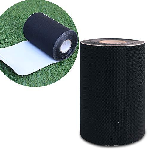 GL Kunstrasen-Rasen, 3,8 cm, realistische Kunstrasen-Matte, für drinnen und draußen, Garten, Rasenlandschaft für Haustiere, Kunstgras mit Drainagelöchern 6inch X 32.8feet Artificial Grass Tape