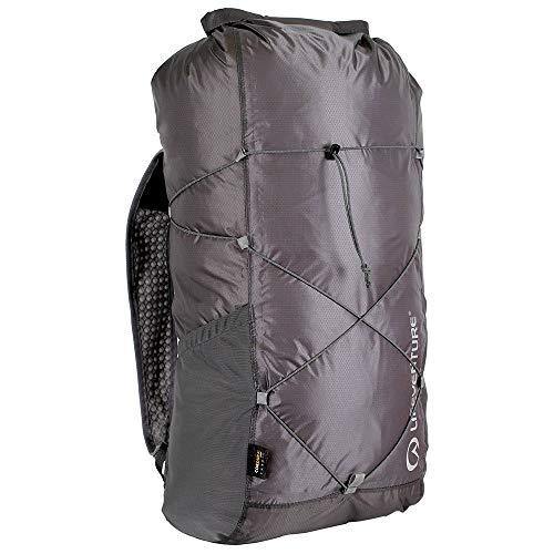 Lifeventure Packable Waterproof Backpack-22L Sac à Dos Mixte, Gris, 22 Litre