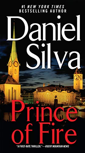 Prince of Fire (Gabriel Allon Novels) [Idioma Inglés]