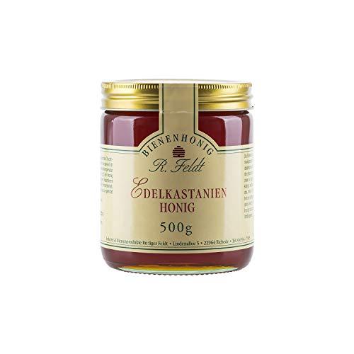 Edelkastanien Honig, flüssig, edel würzig, leicht zartbitter, bS, 500g
