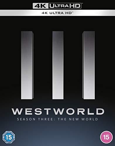 Westworld: Season 3 [4K Ultra HD] [2020] [Edizione: Regno Unito]