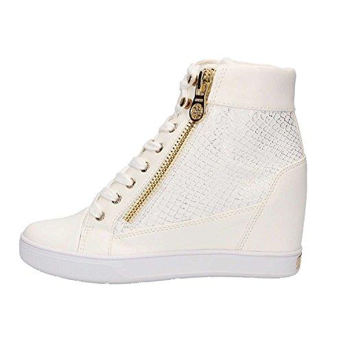 Guess FLFOR1 FAL12 Zapatos Mujeres Blanco 40