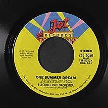 mr. blue sky / one summer dream 45 rpm single