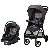 GOOD SUPPORT AND PROTECTION — SAFETY 1ST SMOOTH RIDE TRAVEL SYSTEM REVIEW