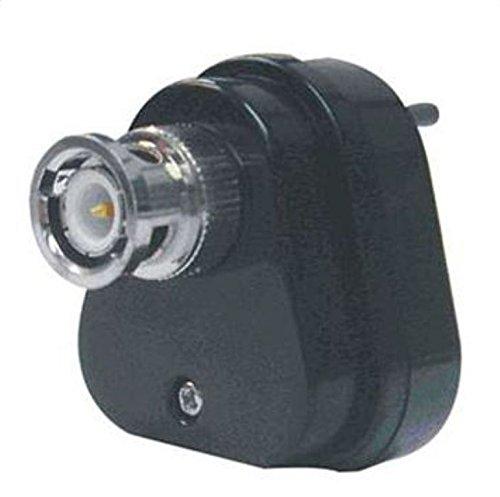410T Farb Funk Konverter Converter Macht aus Einer verkabelten normalen Kamera eine Funkkamera 2,4GHZ, Kanal 1 bis 4 einstellbar - Hier ohne Empfänger nur der Konverter zur Systemerweiterung