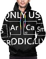 私は定期的にBlackMenのノベルティカジュアルパーカープルオーバーフード付きスウェットシャツのみを使用しています