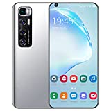 PENNY73 Factory Mobile Phone M11 Pro 7.2 HD Inch Smartphone 12GB+512GB Android 5G Global Version Cell Phones 5600mAh 10 Core,Silver