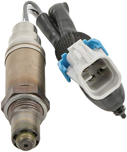 Bosch 15896 Premium OE Fitment Oxygen Sensor for Select 2000-05 Buick, Cadillac, Chevrolet, GMC, Honda, and Isuzu Vehicles