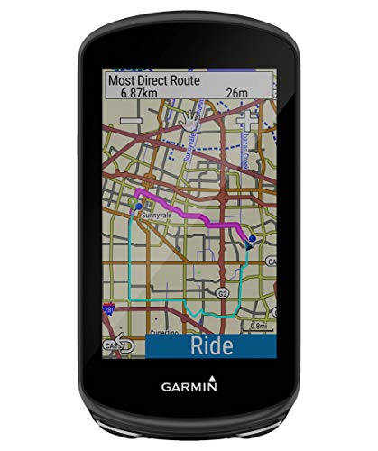 Garmin Edge 1030 Plus GPS enabled computer - unit only - Head Unit