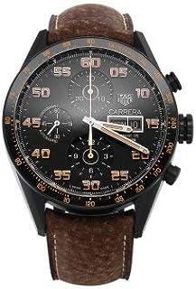 タグ・ホイヤー TAG HEUER カレラ キャリバー16 クロノグラフ デイデイト CV2A84.FC6394 新品 腕時計 メンズ (CV2A84FC6394) [並行輸入品]