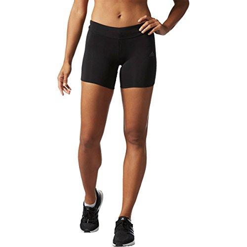 adidas Damen Response Shorts Tights, Black, XS