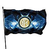Viplili Flagge/Fahne, Inter Milan Wallpaper 2018 Flags 3x5 Feet Garden House Outdoor Banners Decorative Flag
