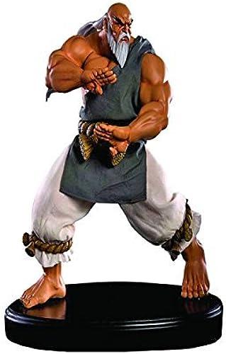 Con precio barato para obtener la mejor marca. Street Fighter Gouken 1 4 Scale Statue by Pop Culture Culture Culture Shock  contador genuino
