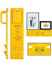 Foto Opknoping Tool met Niveau Gemakkelijk Frame Foto Hanger Muur Opknoping Kit