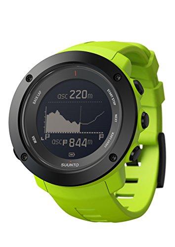 SUUNTO Ambit3 Vertical Running GPS Unit, Lime
