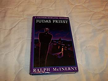 Hardcover Judas Priest: A Father Dowling Mystery by Ralph M. McInerny (1991-10-01) Book