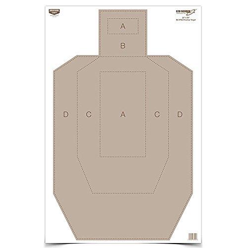 Top ipsc targets cardboard for 2021