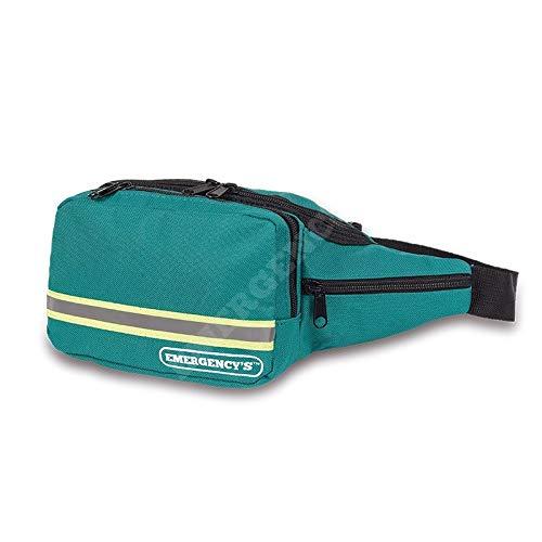 Elite Bags, Riñonera Botiquín Básica Ems, Color Verde