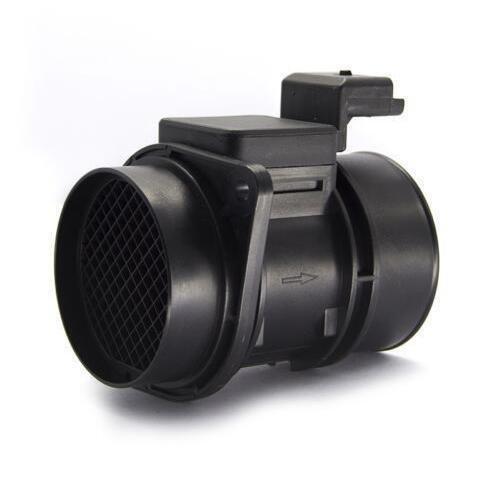 MOSTPLUS 5WK9620 7700109812 5WK9632 Medidor de flujo de aire masivo Sensor MAF Compatible con Primastar X83 Vivaro E7 / F7