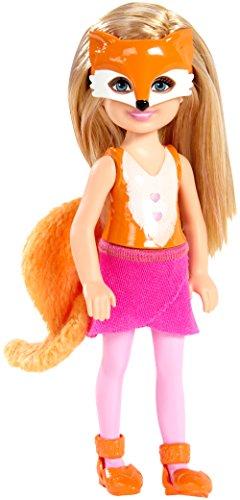 Barbie CGP10 - Chelsea und Freunde Sortiment - Chelsea als Fuchs