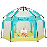 Bend River Portable Baby Beach Tent, Baby Playpen with...