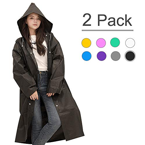 IMPERMEABILE RAINCOAT RAINWEAR IMPERMEABLE manteau de pluie PVC-Nessuna Gomma
