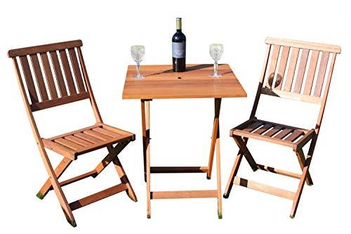 4x chaise pliante rouge Mobilier De Camping Balcon Meuble Set Ensemble De Sièges Table pliante