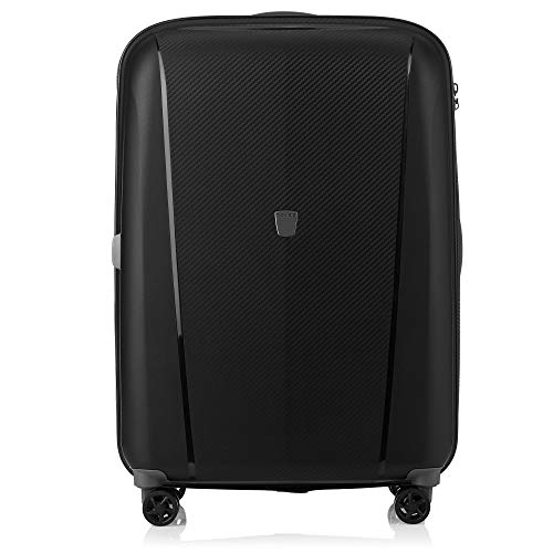 Tripp Black Ultimate Lite II Large 4 Wheel Suitcase