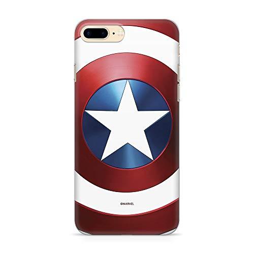 Ert Group MPCCAPAM9724 Custodia per Cellulare Marvel Captain America 025 iPhone 7 PLUS/ 8 PLUS
