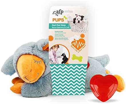 ALL FOR PAWS AFP Little Buddy – Heart Beat Sheep Grey