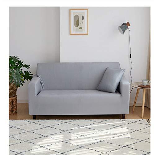empty Elastische Sofabezug, Sofabezug, rutschfeste Wohnzimmerdekoration (1/2/3/4 Sitz) M3 235X300Cm