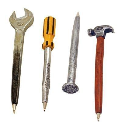 Streamline Hand Tool Pens, Set of 4 (BPN125)
