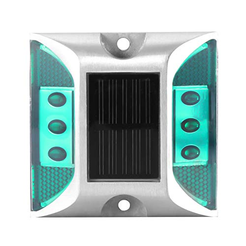 Lámpara De Energía Solar A Prueba De Agua IP65, Luz De Postes Para Caminos, Para Pavimentos De Caminos