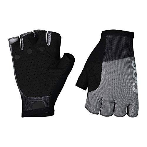 POC Essential Road Mesh Short Glove Guantes de Ciclismo, Unisex Adulto, Gris...