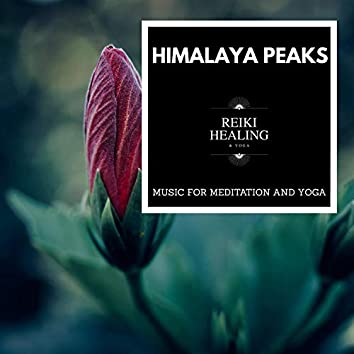 Himalaya Peaks - Music For Meditation And Yoga