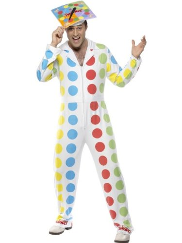 Twister Official Costume for Men