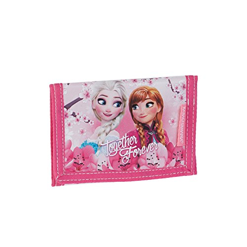 Frozen/Reine Des Neiges - 52040 - Portefeuille Velcro