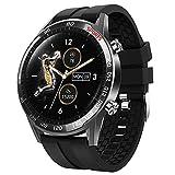2021 <span class='highlight'>Smart</span> <span class='highlight'>Watch</span> Fitness Tracker Touch Screen <span class='highlight'>Activity</span> Tracker, Waterproof <span class='highlight'>Bluetooth</span> <span class='highlight'><span class='highlight'>Smart</span><span class='highlight'>watch</span></span> with Heart Rate Sleep Body Temperature Monitor Running Sport <span class='highlight'>Watch</span> for Android iOS phones