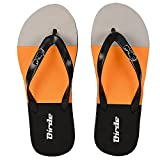 This pair of slippers is durable and sure to serve you for a long time. Light weight and sturdy slippers for men. Upper Mateiral: EVA, Sole Material: EVA, Strap Material: PVC This adorable light weight slippers will be your feet's best friend. Will s...