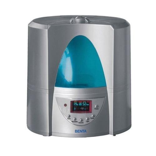 Benta Luftbefeuchter Ultraschall, Art.-Nr. 96002, 35W, 4,6l, bis ca. 32m², Fernbedienung
