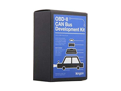 Seeed Studios OBD-II Can-Bus - Kit de Desarrollo para fotografía