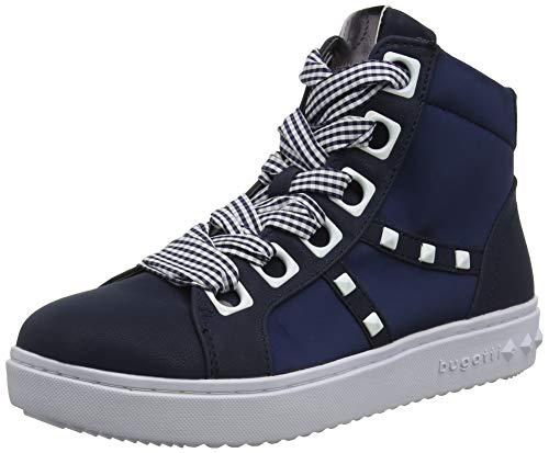 bugatti Damen 432636305969 Hohe Sneaker, Blau (Blue/White 4020), 38 EU