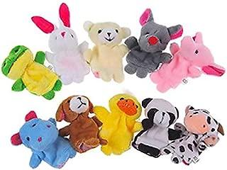 Set of Animal Finger Puppets