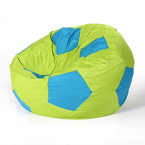 Sofa GJDBBLY Waterproof Lazy Football Sofa Cover Lining Zoals afgebeeld-4 4