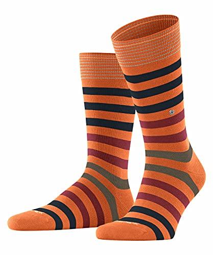 Burlington Herren Blackpool M SO Socken, Orange (Pumpkin 8364), 40-46 (UK 6.5-11 Ι US 7.5-12)