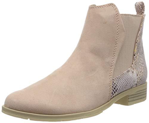 MARCO TOZZI Damen 2-2-25305-34 Chelsea Boots, Pink (Rose Comb 596), 37 EU