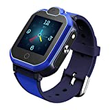 Mogzank 4G Kids Reloj Inteligente Impermeable IP67 Video Llamada...