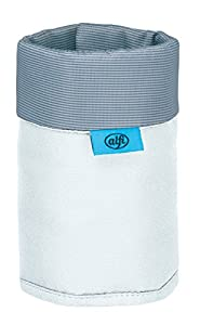 alfi 0007.211.814 Flaschen-Kühlmanschette isoWrap, Polyester, alpinweiß