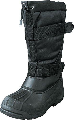 CN Outdoor Arctic-Boots inkl. Thermo-Innenschuh Schwarz 45/46